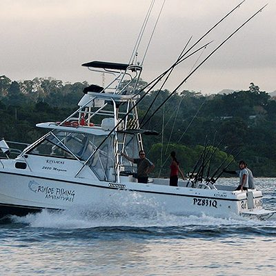Game Fishing Charter