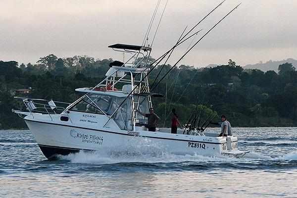 Game Fishing Charter